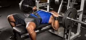 One rep bench press