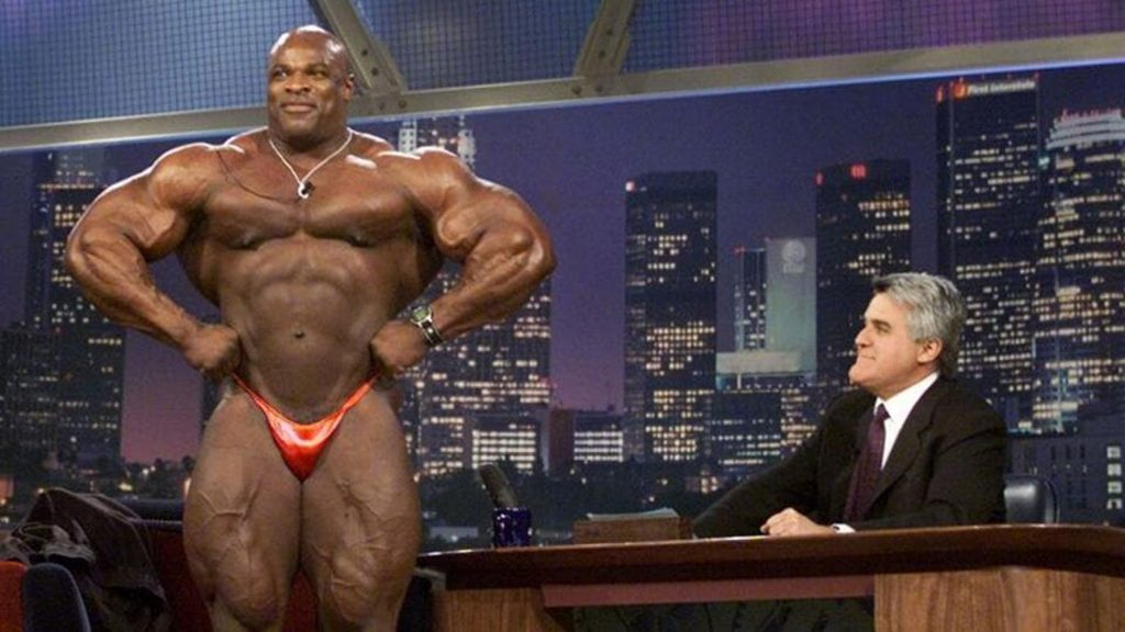 ronnie coleman biography